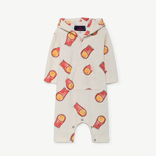 Seagull Baby Suit - Raw White Halleys ★ONLY 12M★