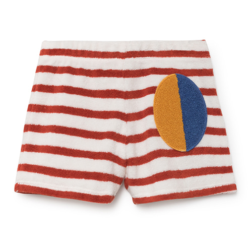 Stripes Terry Shorts