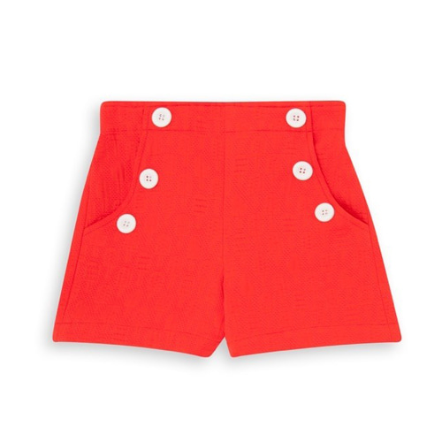 Red Shorts - Rouge Fessee ★ONLY 4Y★