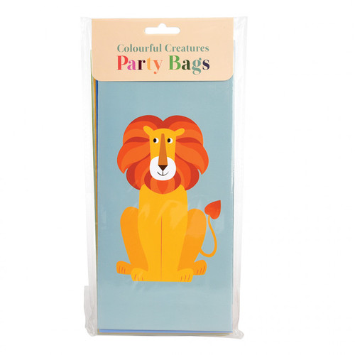 Party Bags - Colorful Creature