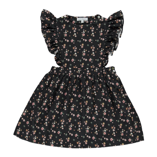 Darlene Muslin Dress - Flowers
