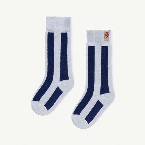 Skunk Socks - Navy Blue