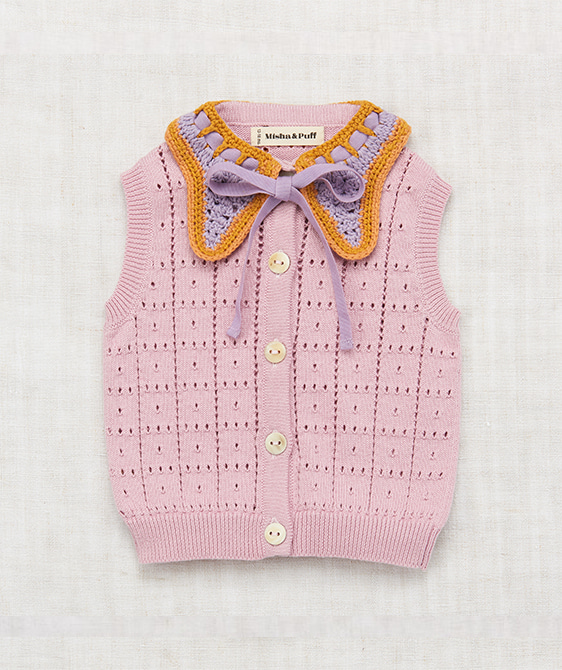 Charlie Vest - Soft Purple ★ONLY 4-5Y★