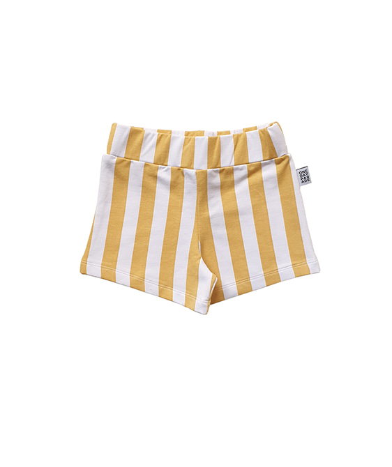 Shorts - Yellow Stripe ★ONLY 5-6Y★