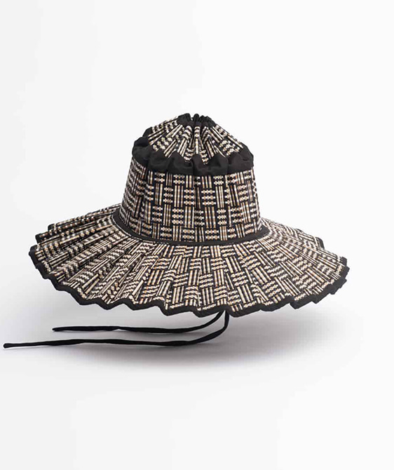 Capri Hat - Black Bamboo (Mom) ◆6월 4주차 순차배송◆