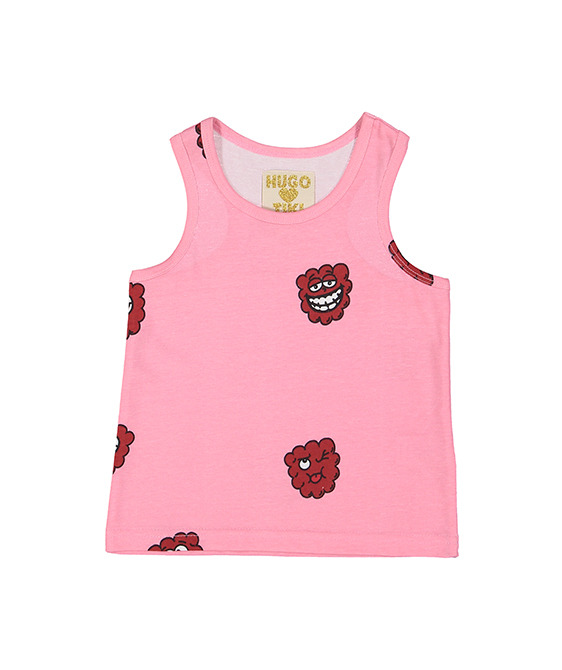 Tank Top - Pink Raspberry ★ONLY 2Y★