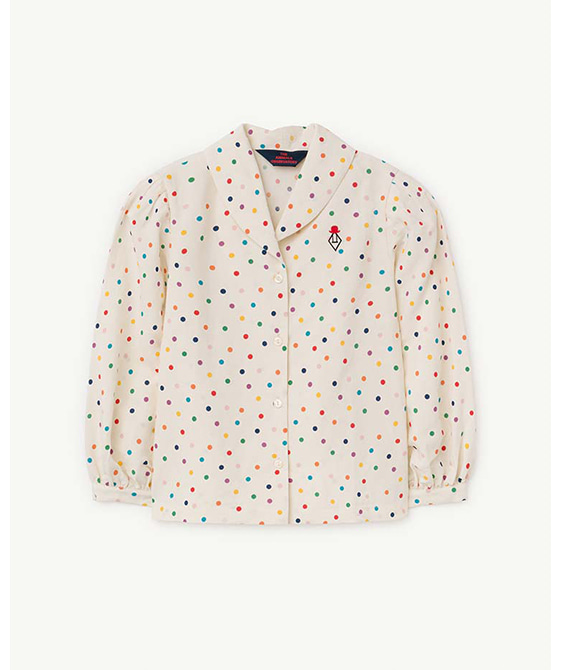 Dots Gadfly Kids Shirt - 1044_036_ML ★ONLY 3Y★