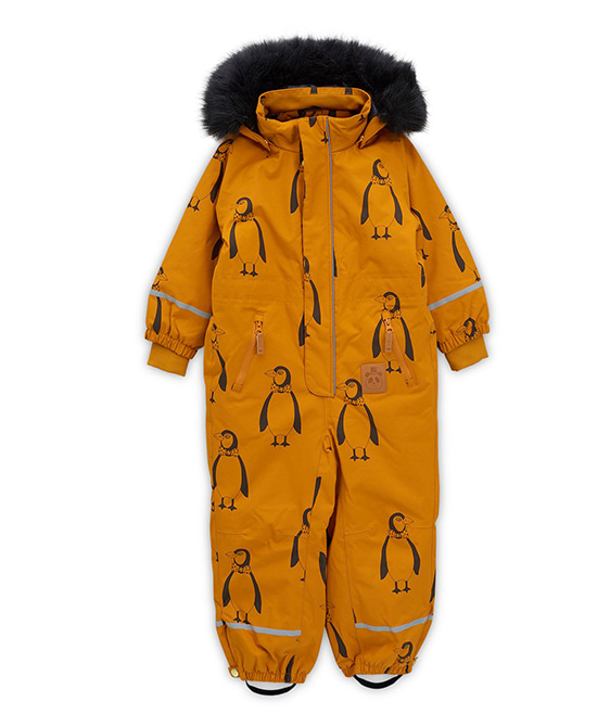 Kebnekaise Penguin Overall -  Brown ★ONLY 80★