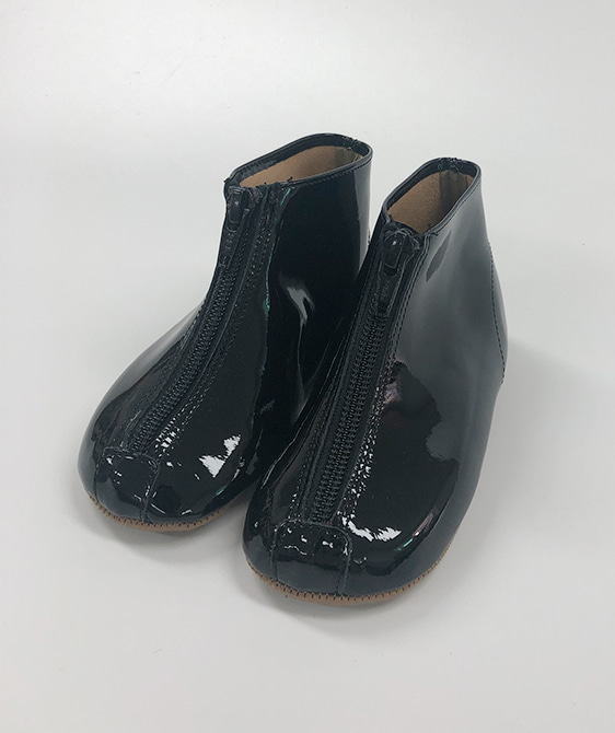 Pepe Shoes - Vernice/Nero #225