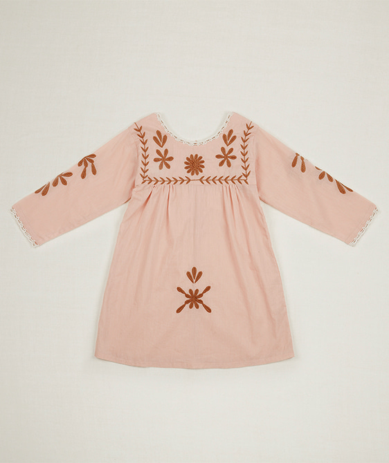Penelope Dress - Carnation ★ONLY 3-5Y★