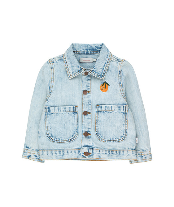 Denim Jacket - Snowy Blue ★ONLY 2Y★