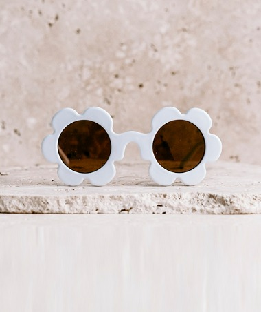 Daisy Kids Sunglasses - Marshallow