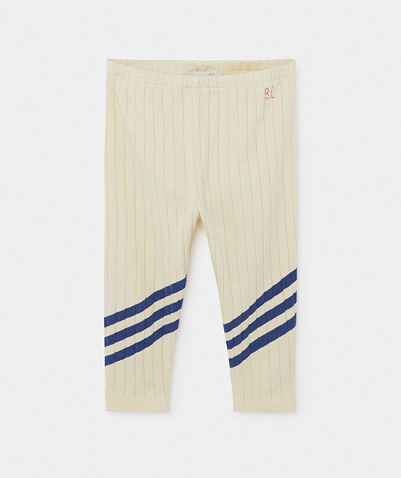 Three Stripes Leggings  (Baby) #00061