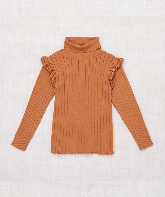 Ida Turtleneck - Rose Gold ★ONLY 5-6Y★