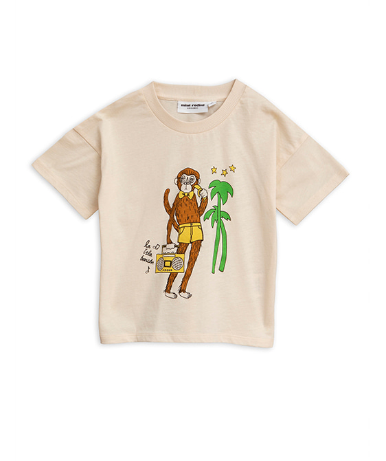 Cool Monkey Sp Tee - Offwhite