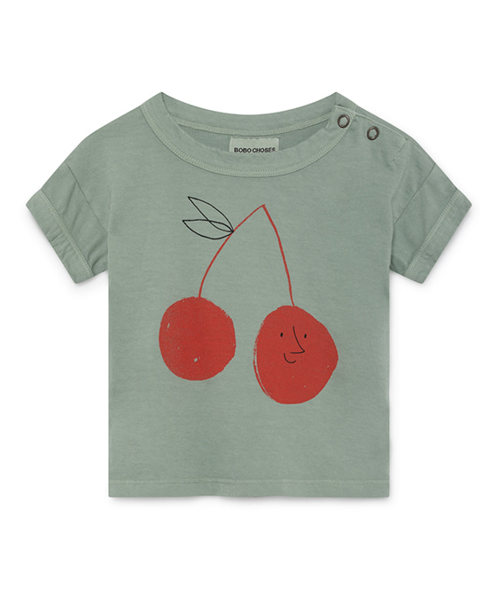 Cherry Short Sleeve T-Shirt #151 ★ONLY 12-18M★