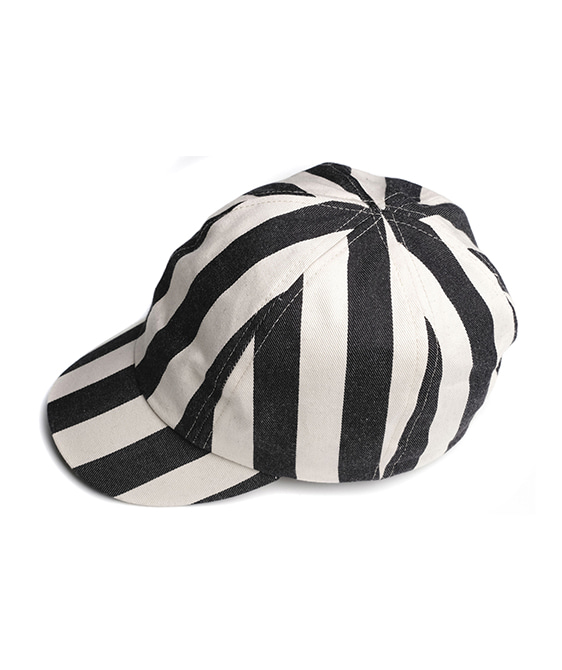 Ivo Black Stripes hat