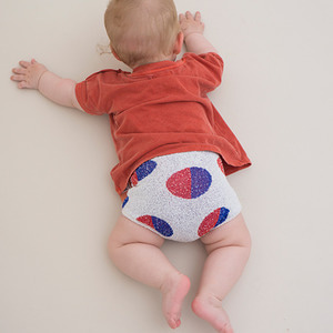 Forest Knitted Baby Culotte