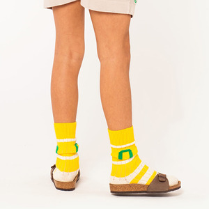 Snake Kid Socks - Yellow ★ONLY 31-34★