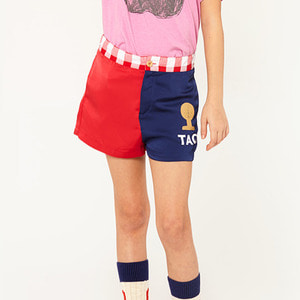 Bee Kid Short - Red + Blue TAO Bust
