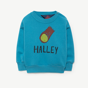 Bear Baby Sweatshirt - Blue Halley ★ONLY 6M★