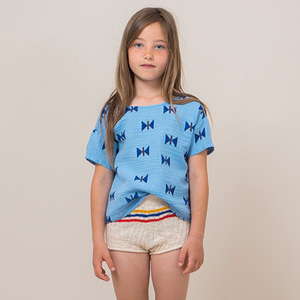 Butterfly Short Sleeve Shirt
