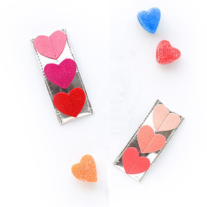 Triple Heart Clips