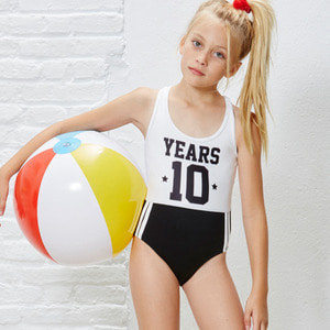 Years Swimsuit - White