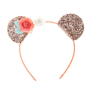 Glitter Mouse Head Band ★품절 임박★