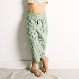 Nightie Pant - Green Mint ★ONLY 10Y★