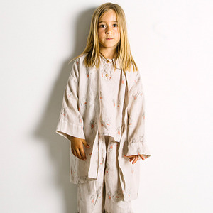 Pijama Housecoat - Grey Sand ★ONLY 3Y★