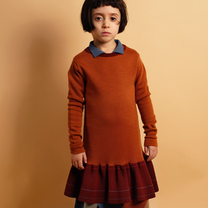 Vitoria Tunic - Brick