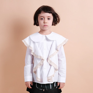 Rebeca Shirt - White