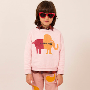 Pigphant Round Neck Sweatshirt ★ONLY 8-9Y★