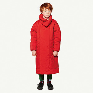Hyena Kids Jacket - Red Apple