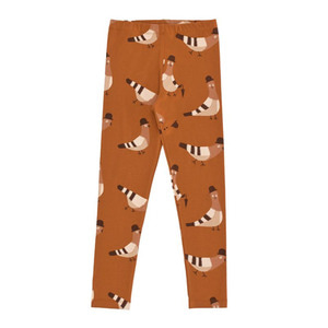 Pigeons Pant - Brick/Nude/Plum ★ONLY 18M★
