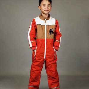 Snowracing Overall - Red