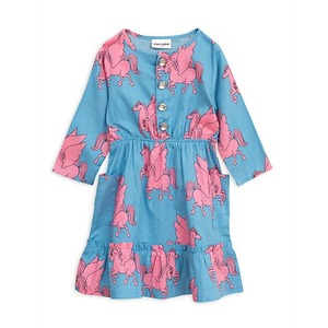 Pegasus Flounce Dress - Blue ★ONLY 128/134(8Y)★