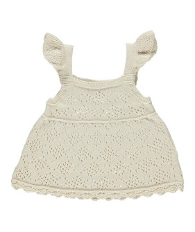 Isabel Top - Ecru ★ONLY 18M★