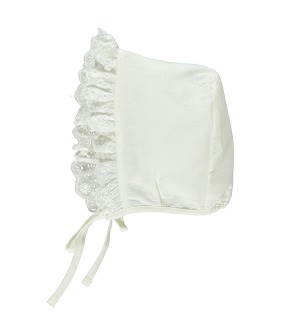 Paris Bonnet - Natural White