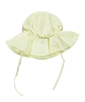 Sunshine Hat - Light Yellow ★ONLY 2-3Y★