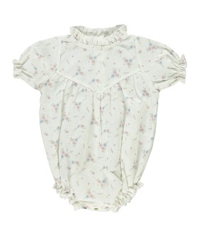 Ofelia Romper - Floral print ★ONLY 12M★