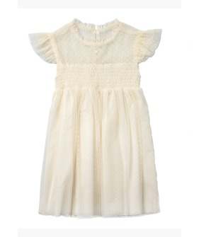 Tulle Dress  #S30019 ★ONLY 2Y★