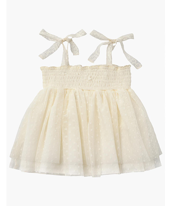 Tulle Baby Dress #S30219 ★ONLY 3Y★
