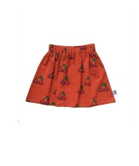 Skirt - Cherry ★ONLY 86/92 (1-2Y)★