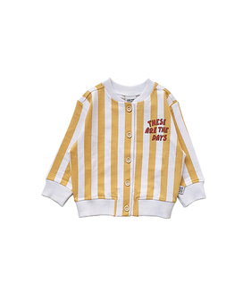 Cardigan - Yellow Stripe ★ONLY 122/128 (7-8Y)★