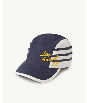 Stripes Hamster Kids Cap - 1104_187_MZ