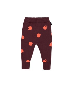 Apples Pant - Aubergine/Red ★ONLY 18M★