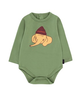 Luckyphant LS Body - Green Wood/Sand  ★ONLY 18M★