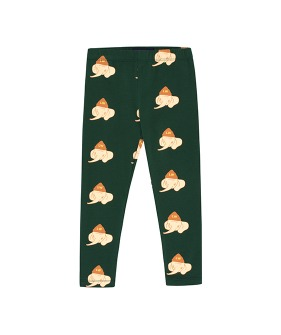 Luckyphant Pant - Bottle Green/Light Cream (Baby&Kids)